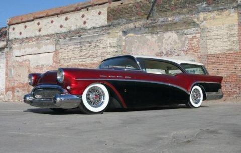 1957 Buick Estate Sled - Nailhead Family Hauler -  1957_b11