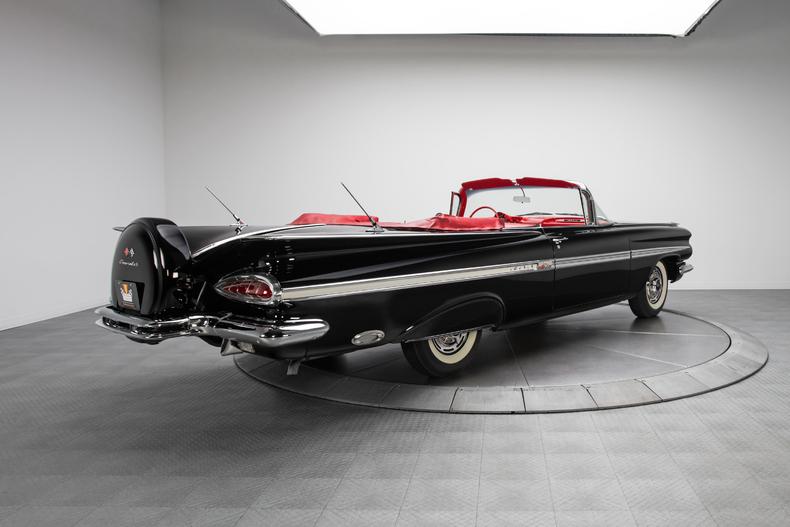 Chevrolet Classic Cars 1959-c12