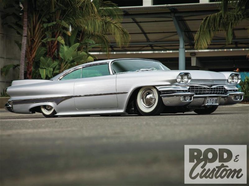 Dodge & Plymouth 1960 - 1961 custom & mild custom 1960-d16