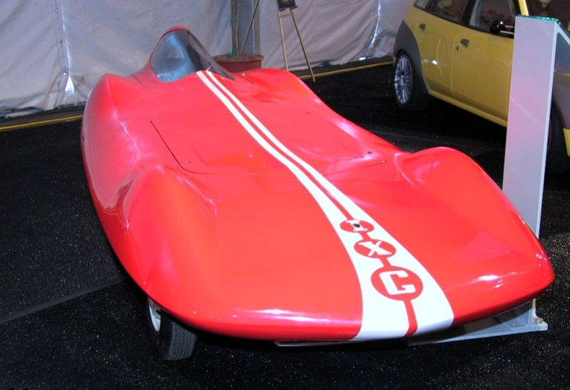 The Ghia IXG Dragster 1960-f10