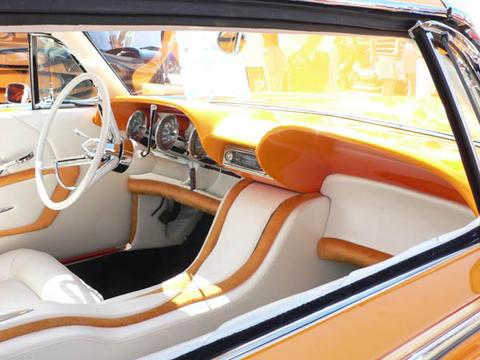 Ford Thunderbird 1961 - 1963 custom & mild custom 1962-i11