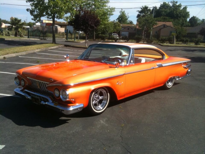 Dodge & Plymouth 1960 - 1961 custom & mild custom 19724710