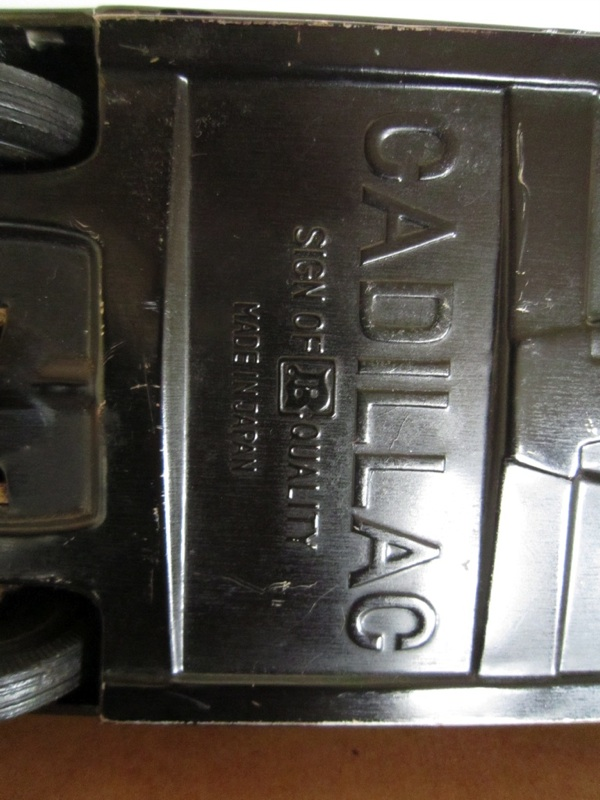 us car -  tôle - Tin Toys -  1950's & 1960's - Page 2 1a035810