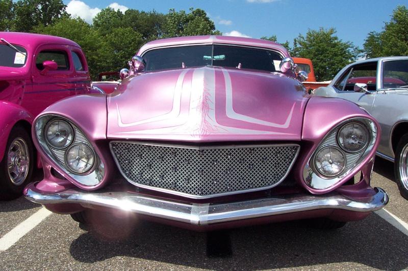 1951 Mercury  - Bob Politz 1a10