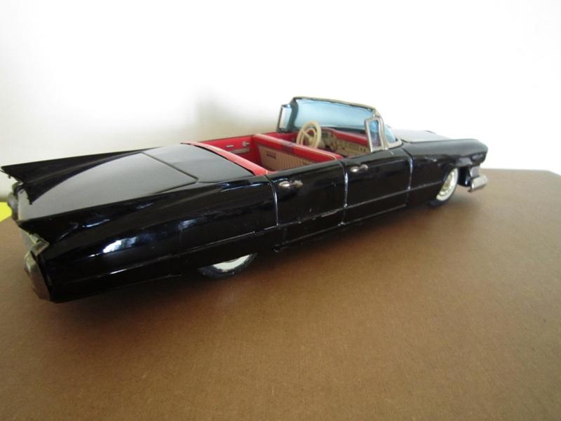 us car -  tôle - Tin Toys -  1950's & 1960's - Page 2 1a161d10