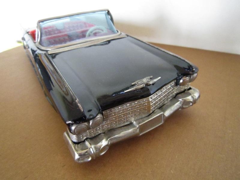 us car -  tôle - Tin Toys -  1950's & 1960's - Page 2 1a44d510