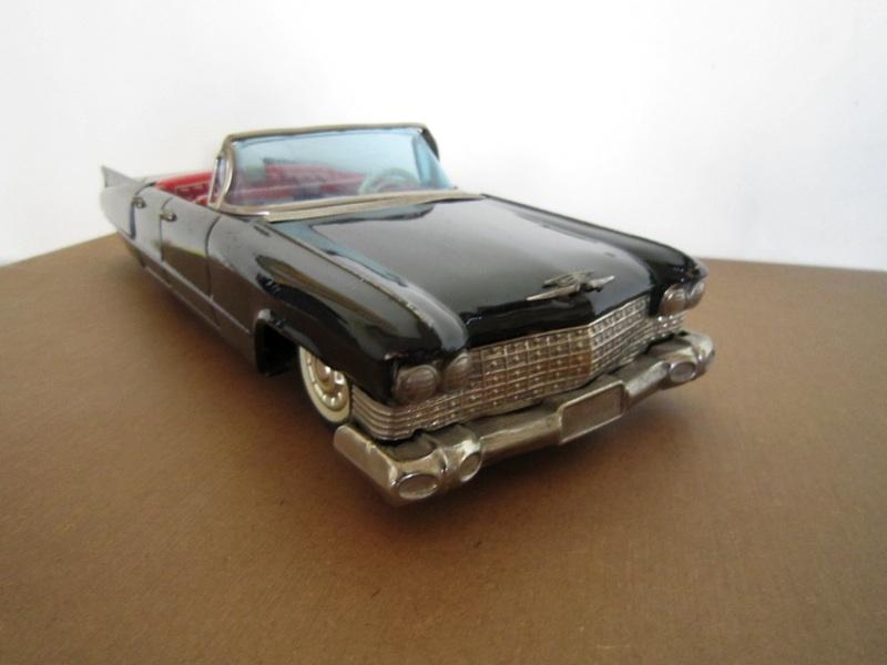us car -  tôle - Tin Toys -  1950's & 1960's - Page 2 1a7f1e10