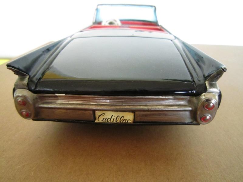 us car -  tôle - Tin Toys -  1950's & 1960's - Page 2 1a994810