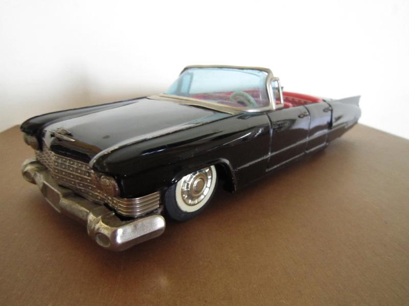 us car -  tôle - Tin Toys -  1950's & 1960's - Page 2 1ab99810