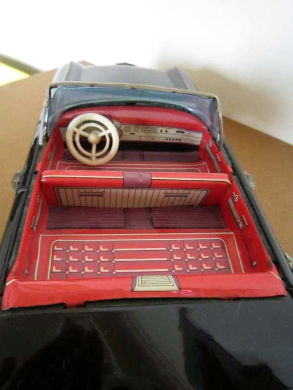 us car -  tôle - Tin Toys -  1950's & 1960's - Page 2 1af9a510