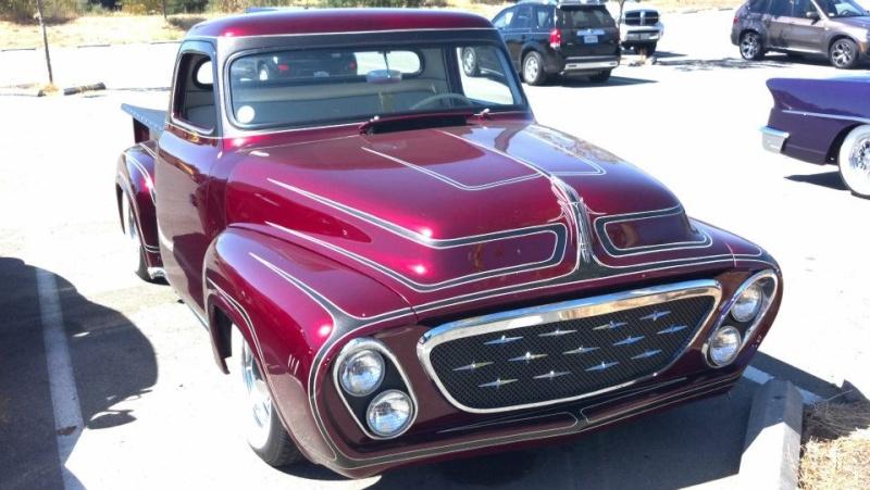 Ford Pick Up 1953 - 1956 custom & mild custom - Page 2 20058910