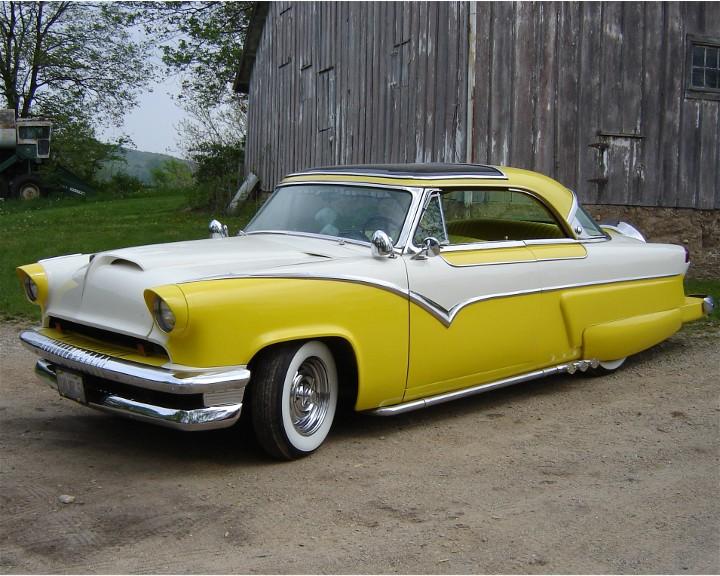 Mercury 1952 - 54 custom & mild custom - Page 2 2007-010
