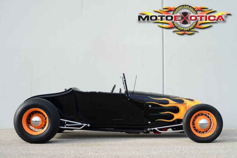 Ford T hot rod (1908 - 1927) - T rod - Page 2 2013