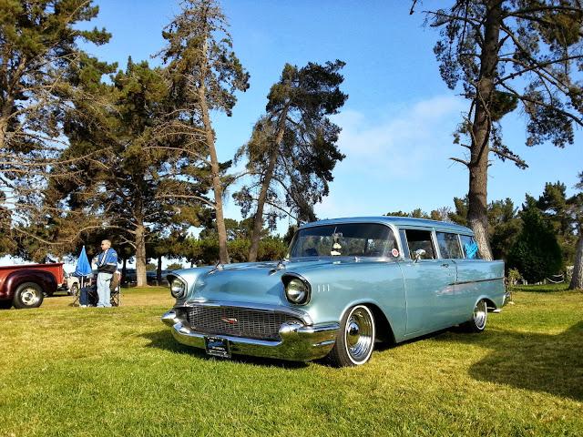 Chevy 1957 custom & mild custom - Page 2 20131010