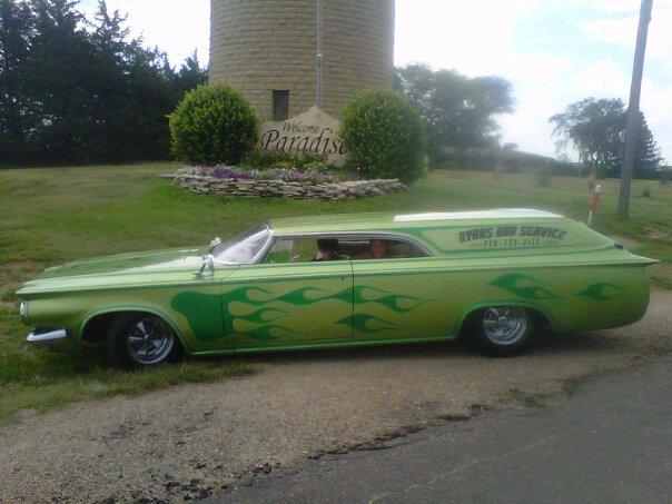 1960-64 Chrysler - Desoto custom & mild custom 21516810