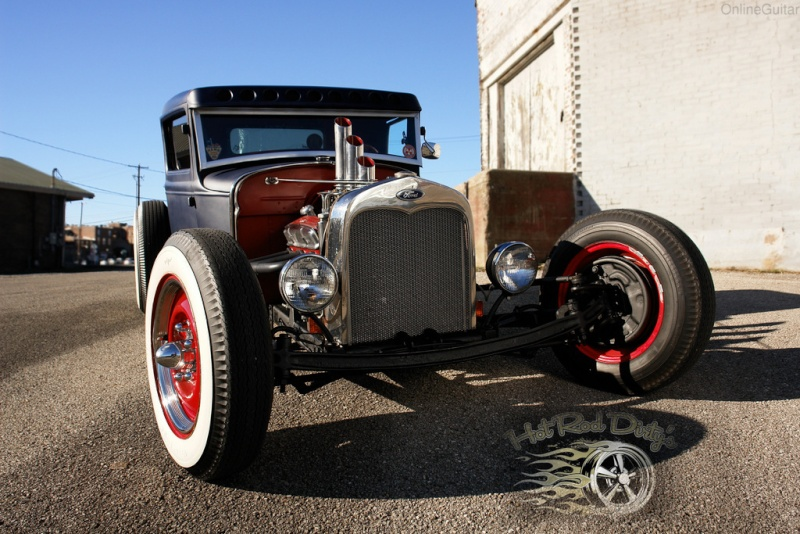 Ford 1931 Hot rod - Page 2 22-cop10