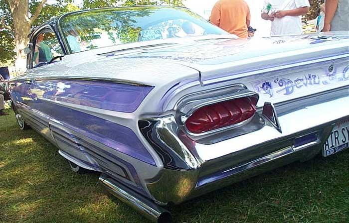 Buick 1961 - 1963 custom and mild custom 220