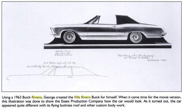 1963 Buick Riviera - Villa Riviera - George Barris 221