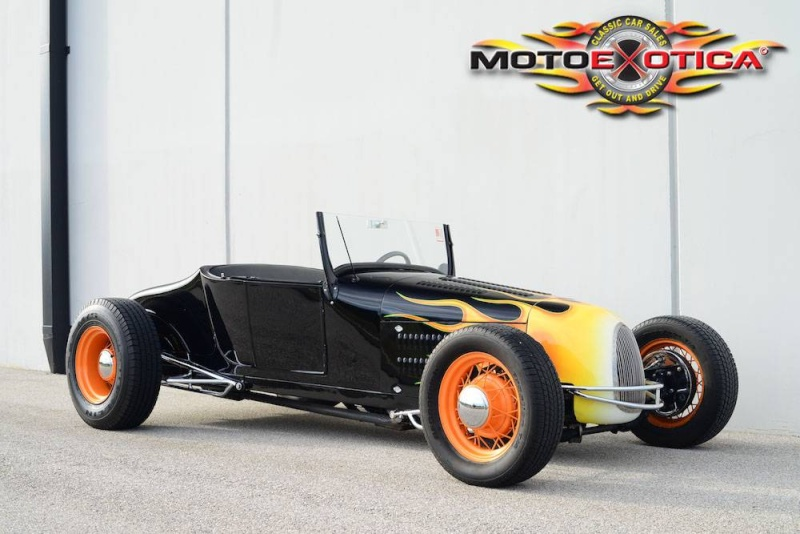 Ford T hot rod (1908 - 1927) - T rod - Page 2 2212