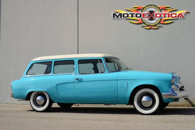 Studebaker classic cars 2214