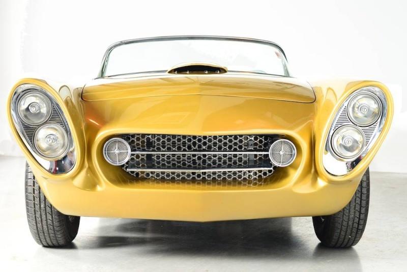 1955, '56 and '57 T-Bird custom & mild custom 222