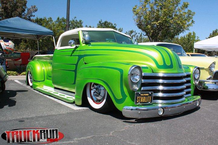 Chevy Pick up 1947 - 1954 custom & mild custom - Page 3 22343410