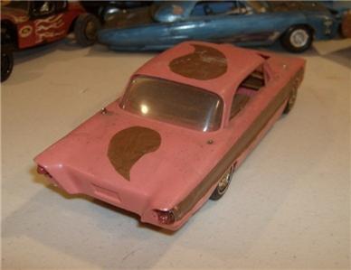 Vintage built automobile model kit survivor - Hot rod et Custom car maquettes montées anciennes 22843911