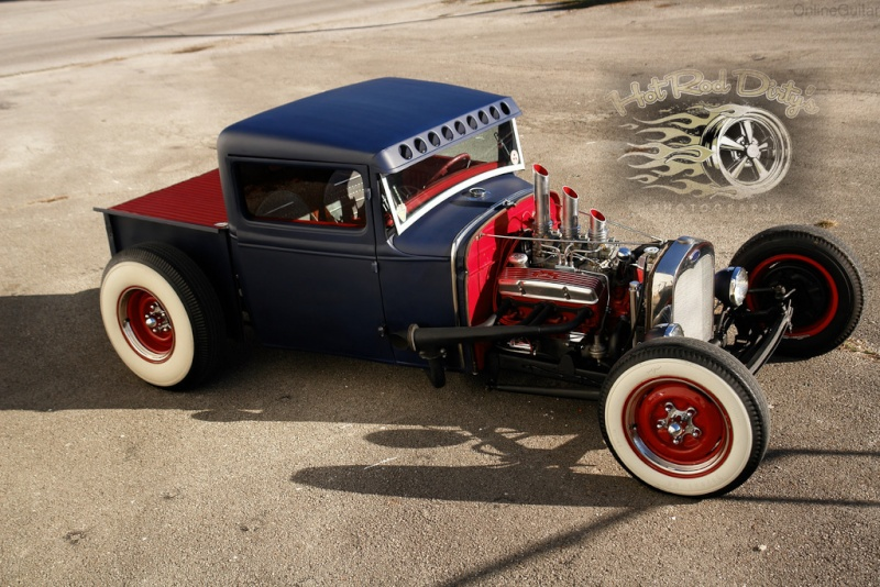 Ford 1931 Hot rod - Page 2 23-cop10
