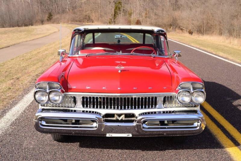 Mercury classic cars 230