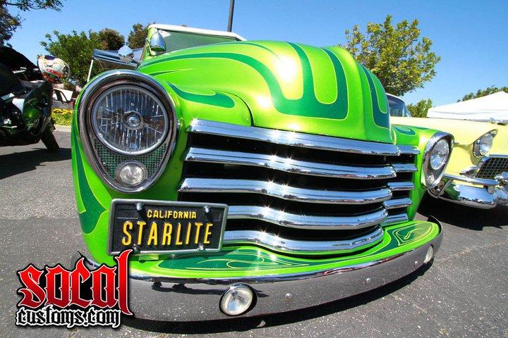 Chevy Pick up 1947 - 1954 custom & mild custom - Page 3 23103410