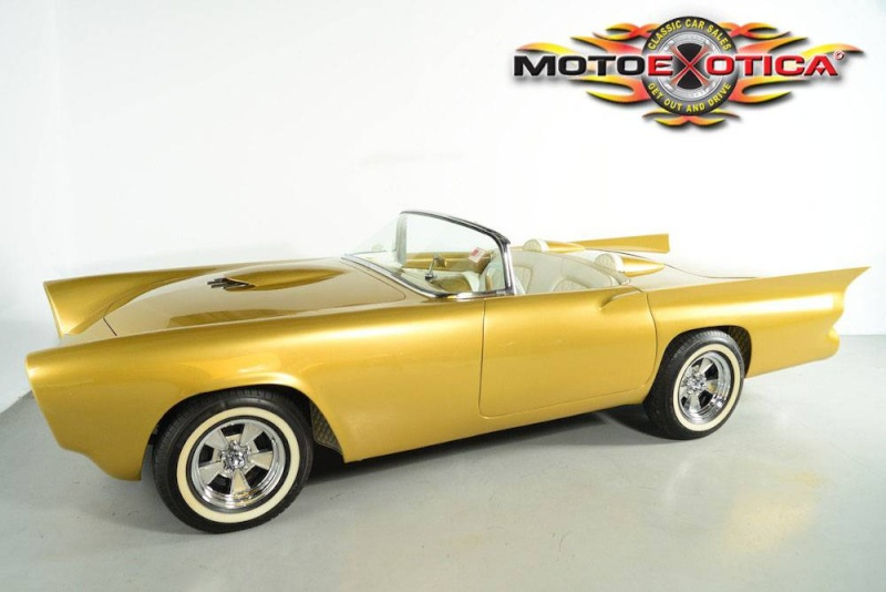 1955, '56 and '57 T-Bird custom & mild custom 2312