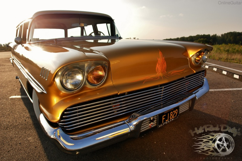 Chevy 1958 custom & mild custom - Page 3 24-cop10