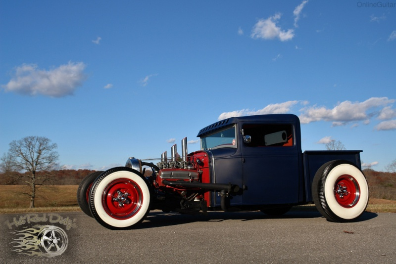 Ford 1931 Hot rod - Page 2 24-cop11