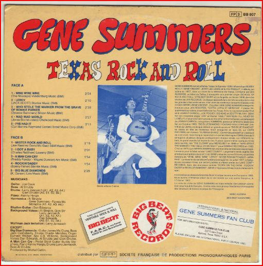 Le label - Big Beat Records - rockabilly to the 1980's  25-gen12