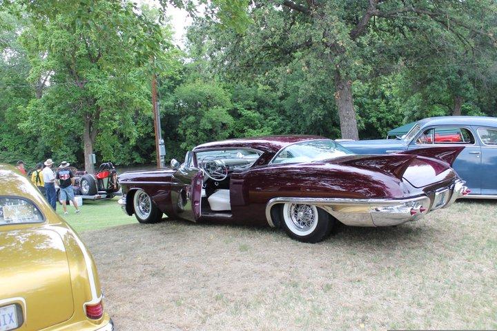 Cadillac 1957 & 1958  custom & mild custom 25219110