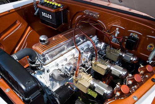 1956 Chevy pick up - Kopper Kart - George Barris 25803311