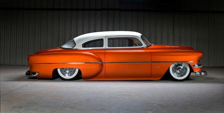 Chevy 1953 - 1954 custom & mild custom galerie - Page 5 26019610