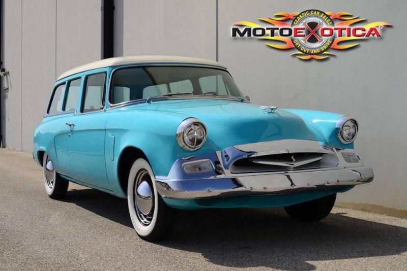 Studebaker classic cars 2613