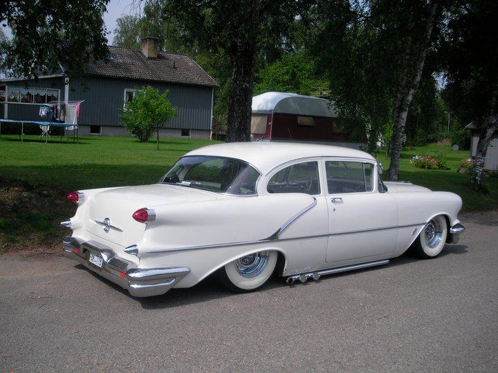 Oldsmobile 1955 - 1956 - 1957 custom & mild custom - Page 2 28178610