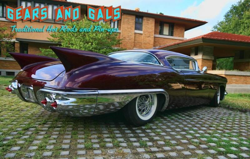 Cadillac 1957 & 1958  custom & mild custom 28432010