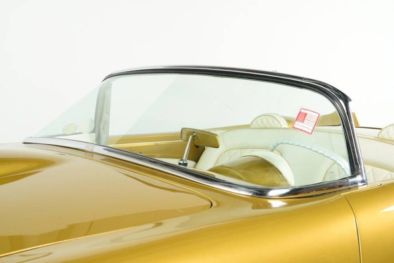 1955, '56 and '57 T-Bird custom & mild custom 2914