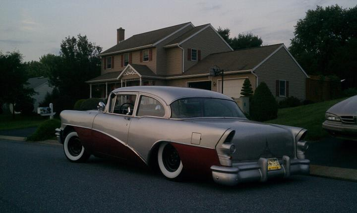1955 buick -  Mike Wood 29343110