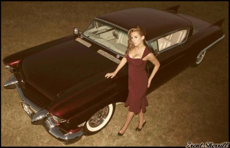 Cadillac 1957 & 1958  custom & mild custom 29791810