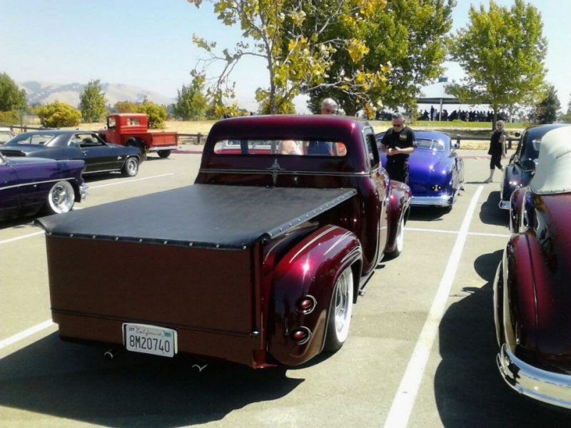 Ford Pick Up 1953 - 1956 custom & mild custom - Page 2 30030810