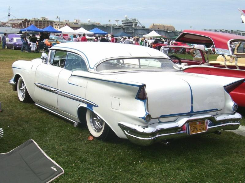 Oldsmobile 1955 - 1956 - 1957 custom & mild custom - Page 2 30039511