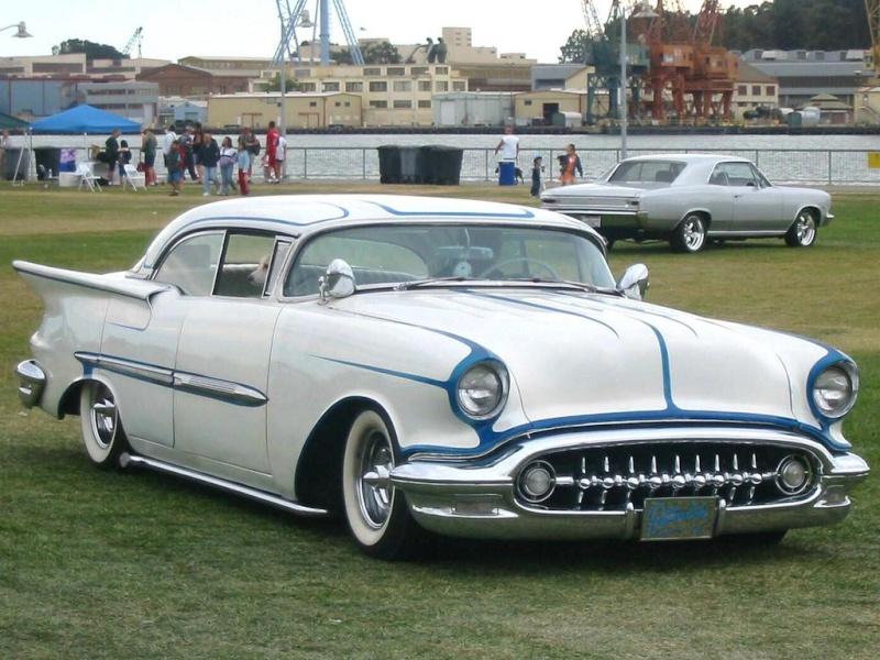 Oldsmobile 1955 - 1956 - 1957 custom & mild custom - Page 2 30047810