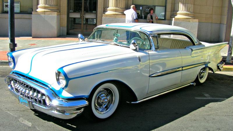 Oldsmobile 1955 - 1956 - 1957 custom & mild custom - Page 2 30112110