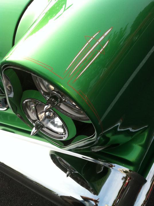 Mercury 1957 - 1960 Customs & mild custom 31502610