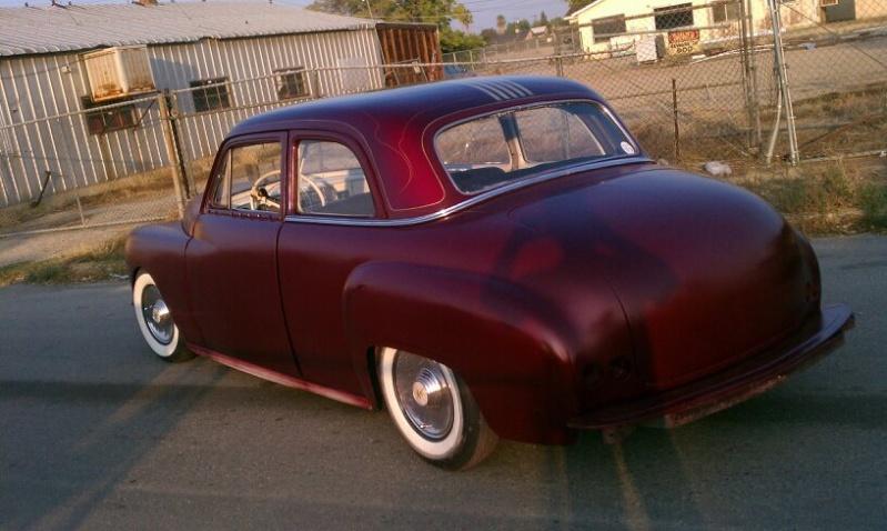 Mopar 1940 - 1950 custom & mild custom 31552410