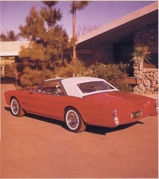 1963 Buick Riviera - Villa Riviera - George Barris 318